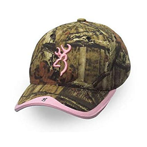 Browning Gunner Camo/Pink Hat - Pacific Flyway Supplies