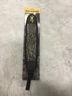 Browning Neoprene Waterfowl Sling - Mossy Oak Bottomland - Pacific Flyway Supplies