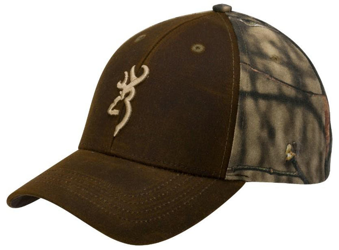 Browning Opening Day Wax - Mossy Oak Break-Up Country Hat