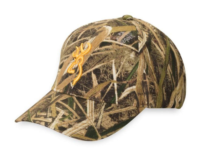 Browning Rimfire Hat - Mossy Oak Shadow Grass Blades