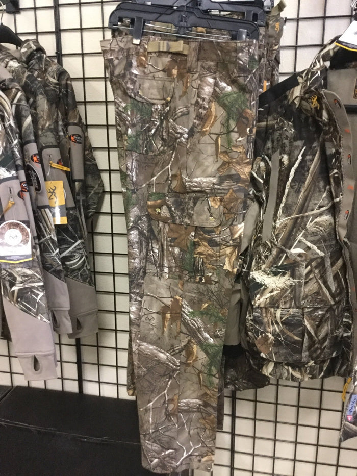 Browning Wasatch Fieldwear Pant Realtree