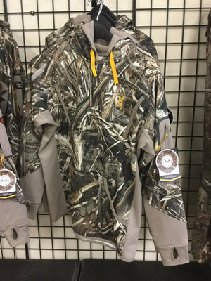 Browning Wicked Wing Smoothbore Realtree Max5 Hoodie - Pacific Flyway Supplies