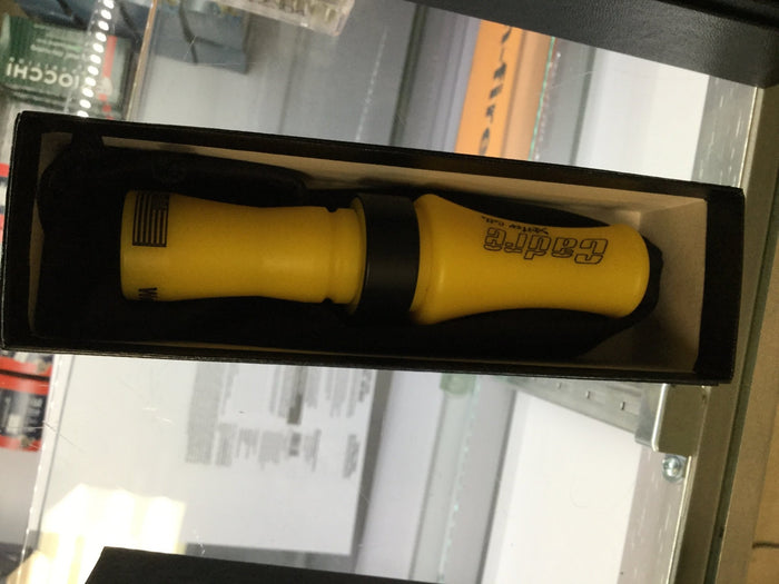 Cadre Weapons Xciter Goose Call Grade-Yellow