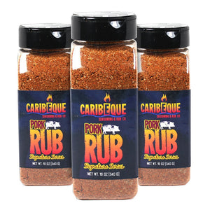Caribeque Pork Rub - Pacific Flyway Supplies