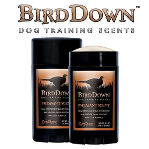 Conquest Scents BirdDown Pheasant Scent - Pacific Flyway Supplies