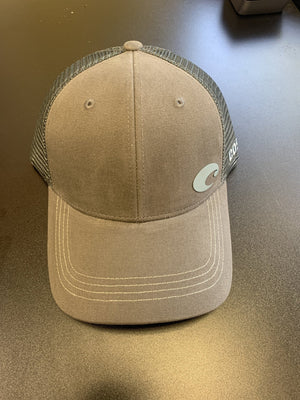 Costa Gray Hat - Pacific Flyway Supplies