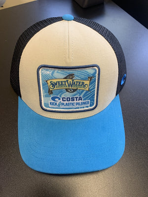 Costa Sweet Water Patch Hat - Pacific Flyway Supplies