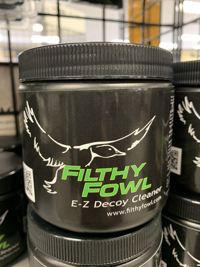 Filthy Fowl E-Z Decoy Cleaner