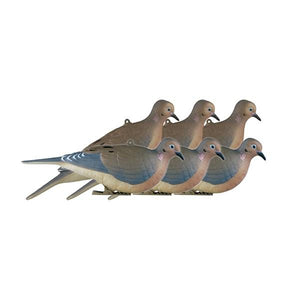 GHG Hunter Series Morning Dove Decoys - Pacific Flyway Supplies