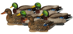 GHG Pro-Grade XD Series Mallards-Active Pack 6-Pack - Pacific Flyway Supplies