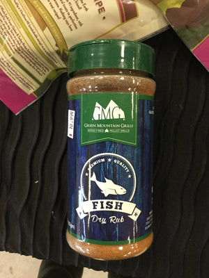 GMG Fish Dry Rub - Pacific Flyway Supplies