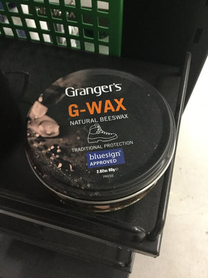 Grangers G-Wax - Pacific Flyway Supplies
