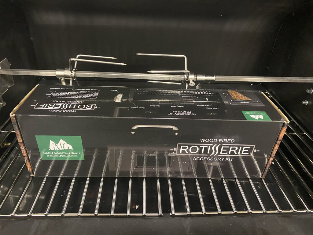 Green Mountain Grills Daniel Boone Prime Plus Rotisserie - Pacific Flyway Supplies