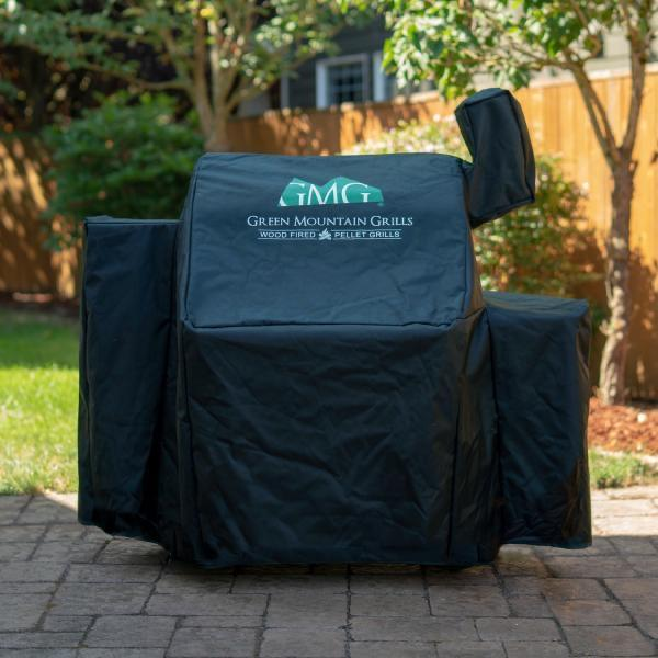 Green Mountain Grills Daniel Boone Prime Wifi Grill Cover - Pacific Flyway Supplies