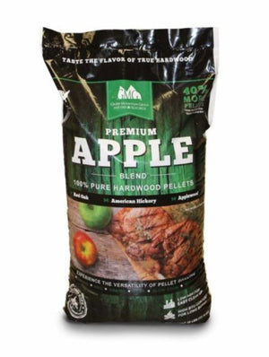 Green Mountain Grills Premium Apple Blend - Pacific Flyway Supplies