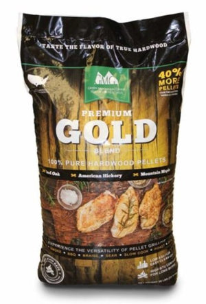 Green Mountain Grills Premium Gold Blend - Pacific Flyway Supplies
