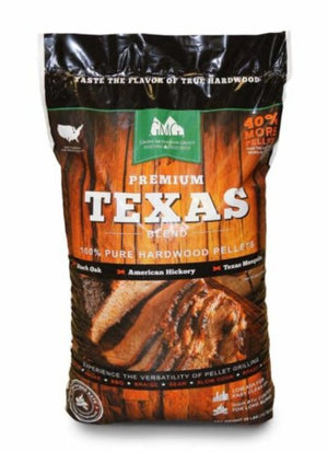 Green Mountain Grills Premium Texas Blend - Pacific Flyway Supplies