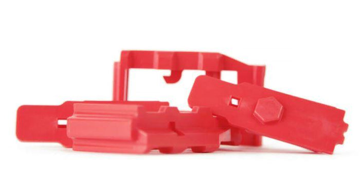 Hexmag AR15 2 Pack Red HexID