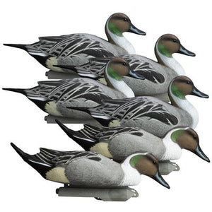 Higdon Battleship Pintail Foam Filled All Drakes - Pacific Flyway Supplies