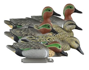 Higdon Standard Green Wing Teal Foam Filled - Pacific Flyway Supplies