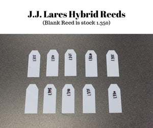 J.J. Lares Reeds - Pacific Flyway Supplies