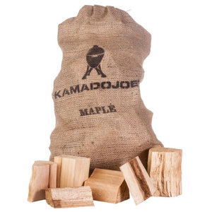 Kamado Joe Maple Chunks 10 lb Bag - Pacific Flyway Supplies