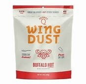 Kosmos Q Buffalo Hot Wing Dust Seasoning - Pacific Flyway Supplies