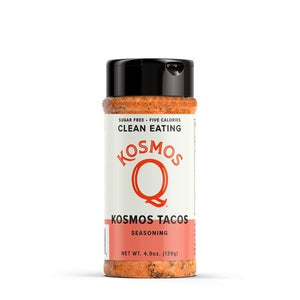 Kosmo's Q Clean Eating Taco Seasoning - Pacific Flyway Supplies