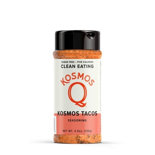 Kosmo's Q Clean Eating Taco Seasoning