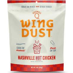Kosmos Q Nashville Hot Wing Seasoning - Pacific Flyway Supplies