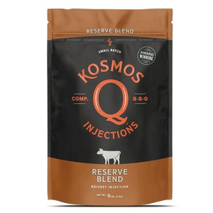 Kosmo's Q Reserve Blend Brisket Injection - Pacific Flyway Supplies