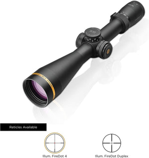 Leupold 171390 VX-5HD 3-15x 56mm Tube Black Matte Finish Illuminated FireDot Duplex - Pacific Flyway Supplies