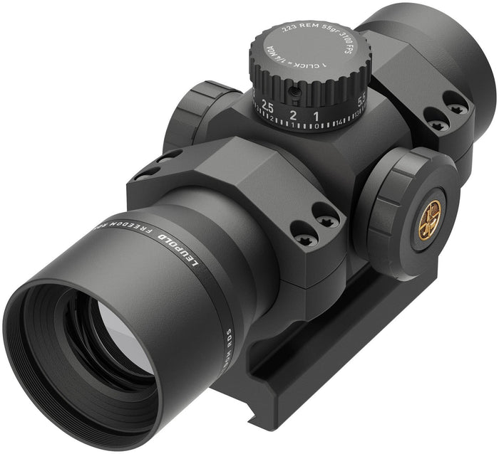 Leupold 180093 Freedom RDS BDC 1x 34mm Red Dot Matte Black