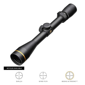 Leupold VX-3i 3.5-10x40mm - CDS Duplex Reticle - Pacific Flyway Supplies