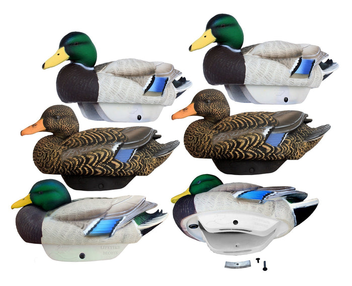Lifetime Decoys Flexfloat Mallard