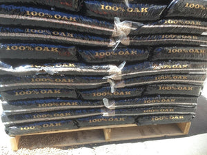 Lumberjack Grilling Pellets 100% Oak - Pacific Flyway Supplies