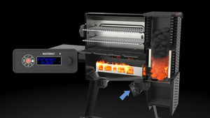 Masterbuilt Gravity Series™ 560 Digital Charcoal Grill + Smoker - Pacific Flyway Supplies