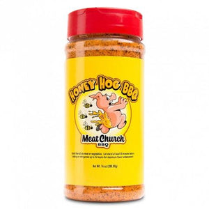 Meat Church Honey Hog BBQ Rub - Pacific Flyway Supplies