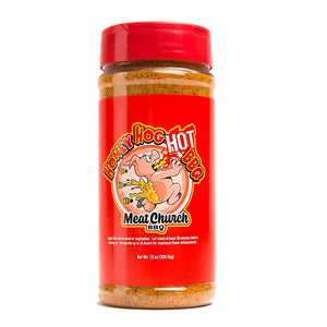 Meat Church Honey Hog HOT BBQ Rub - Pacific Flyway Supplies