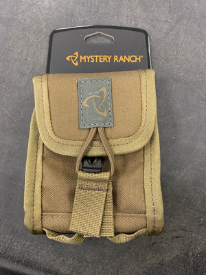 Mystery Ranch Quick Draw Rangefinder Holster - Coyote - Pacific Flyway Supplies