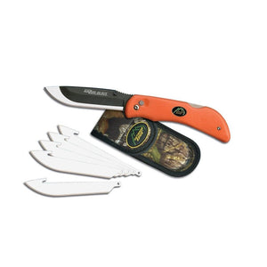 Outdoor Edge 3.5 Razorlite EDC Orange Grip - Pacific Flyway Supplies