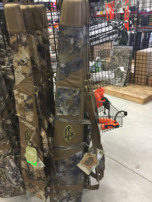 Rig Em Right Waterfowl Full Choke Floating Gun Case Gore Optifade Timber - Pacific Flyway Supplies