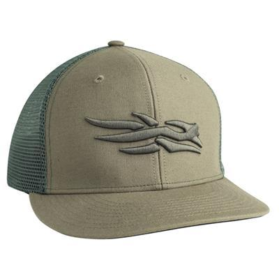 Sitka Flat Bill Forest Hat