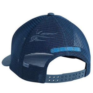 Sitka Flat Bill Navy Hat - Pacific Flyway Supplies
