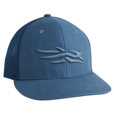 Sitka Flat Bill Navy Hat