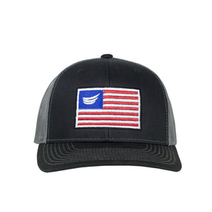 Tanglefree American Flag Hat - Pacific Flyway Supplies