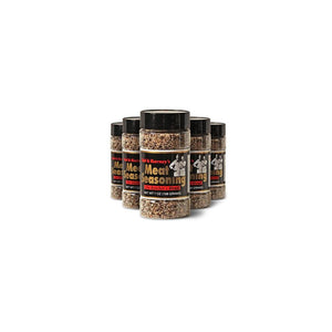 Ted & Barney's Meat Seasoning The Butcher's Blend 7oz - Pacific Flyway Supplies