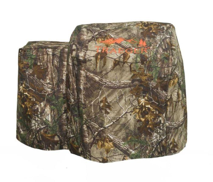 Traeger 20 Series Realtree Grill Cover