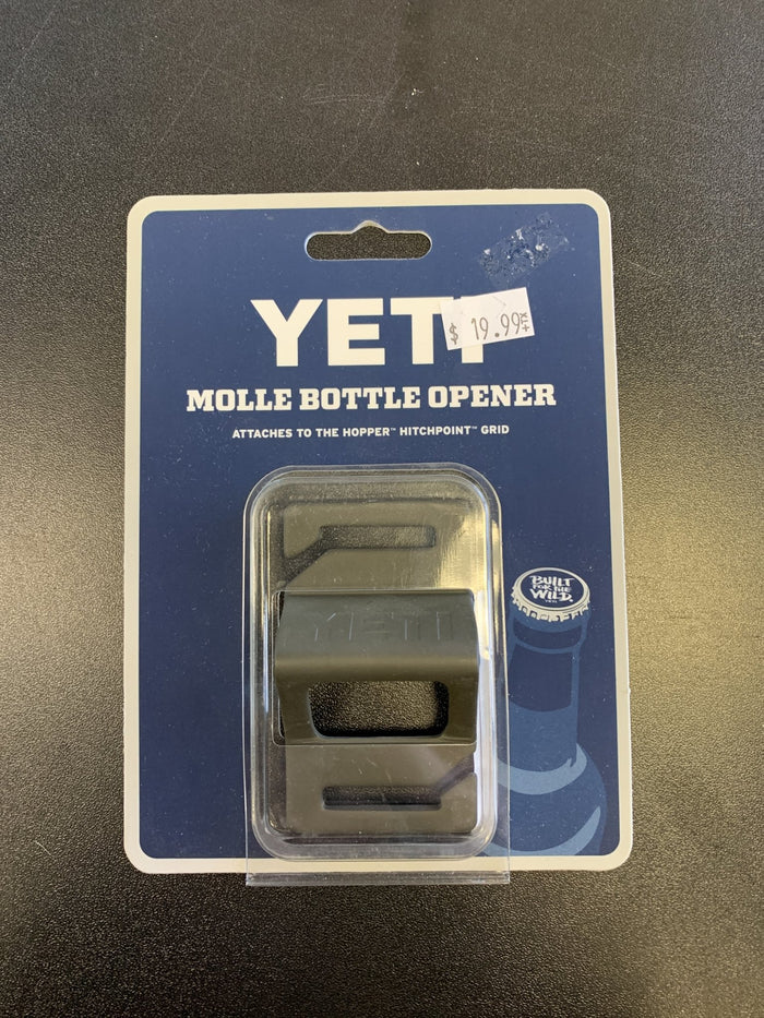 Yeti Custom Cerakote Molle Bottle Opener Black