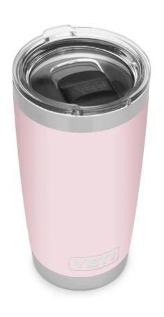 Yeti Rambler 20oz Tumber Ice Pink - Pacific Flyway Supplies